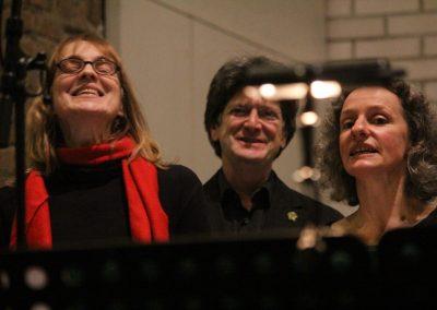 Margret, Nico, Klaudia
